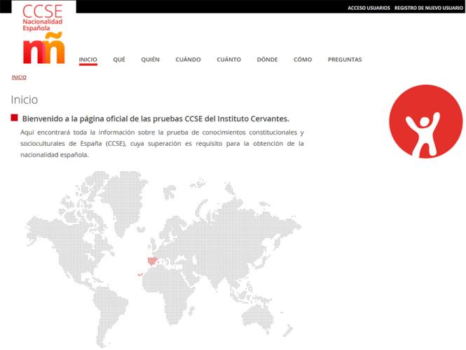 Escuela Mediterraneo Barcelona Spanish courses Examen Nacionalidad CCSE