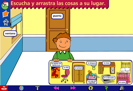 Spanish course, ser, estar, hay